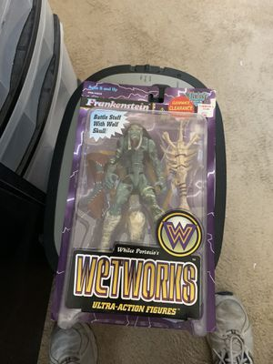 1996 Wetworks Frankenstein Action Figure for Sale in Gilbert, AZ