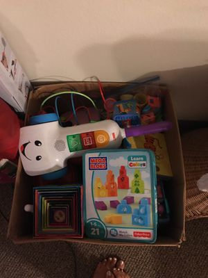Baby/toddler toys for Sale in Portland, OR