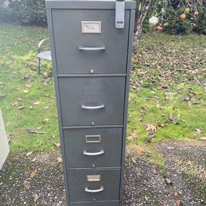 File Cabinets for Sale in Renton, WA