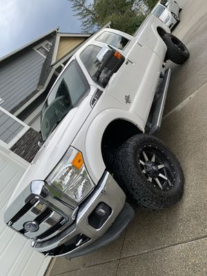 2013 Ford F-350 4X4 Diesel Truck for Sale in Parkland, WA
