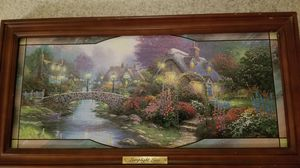 Thomas Kinkade Picture for Sale in St. Peters, MO