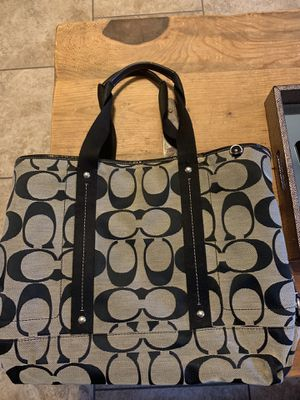 Coach Tote for Sale in Old Hickory, TN