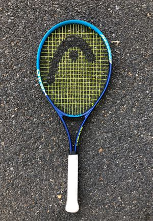 Head TI Conquest Tennis Racket with balls! for Sale in Los Angeles, CA