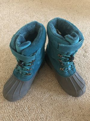 BRAND NEW Lands End winter snow boots (girls) for Sale in Keller, TX