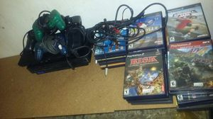 Two Ps2system complete with 24 games for Sale in Everett, WA