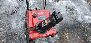 Toro CCR100 3hp run like new for Sale in Elgin, IL