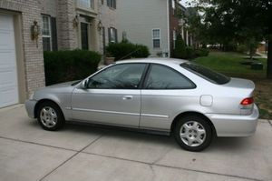 Honda civic ex 1999 exellent condition run like new super clean with only 180k no body damage no check engine ac heat work fine for Sale in Washington, DC