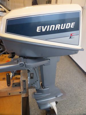 Evinrude 8HP Outboard Motor for Sale in Kenmore, WA