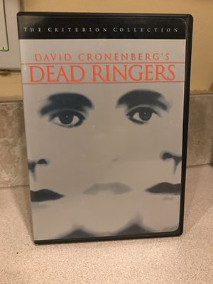 Dead Ringers criterion DVD for Sale in Los Angeles, CA