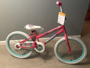Bicycle for girl new $65 for Sale in Chillum, MD