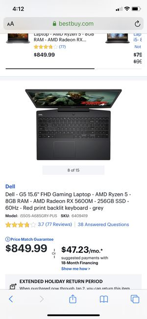 Dell G5 SE for Sale in Portland, OR