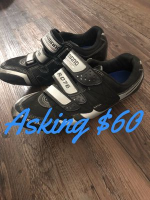 Shimano road bike shoes for Sale in Henderson, NV