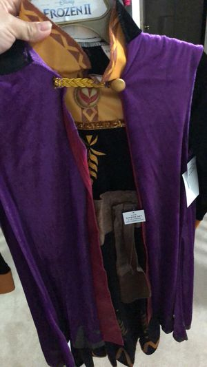 Frozen 2 anna costume set for Sale in Oceanside, CA