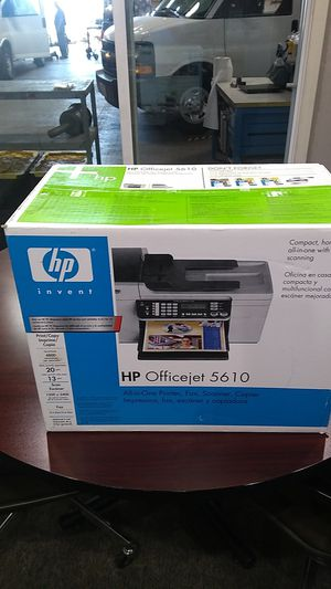 Printer new in box for Sale in San Diego, CA