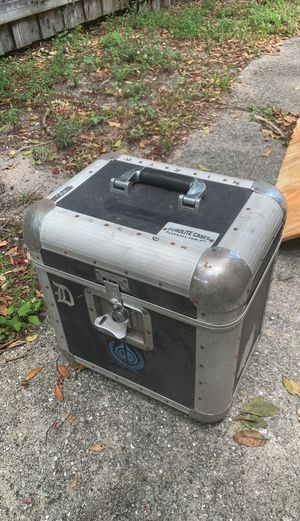 DJ Audio Equipment Case for Sale in Hollywood, FL