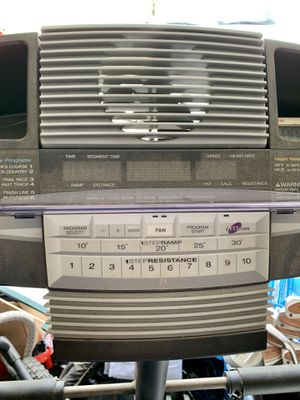 NordicTrack XX 985 elliptical exercise machine 90.00 for Sale in Mission Viejo, CA