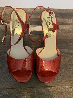 Michael Kors Platform Heels Size 9.5 for Sale in Beaverton, OR