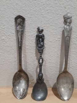Spoons Silver Plated for Sale in Vancouver,  WA