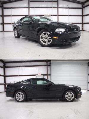 2013 Ford Mustang V6 CLEAN TITLE 🔥🔥🔥 for Sale in Bellaire, TX