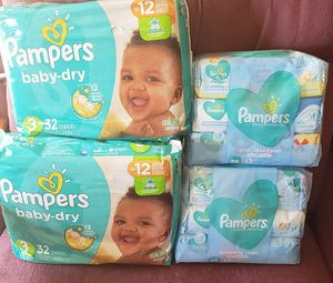 Pampers Bundle $15 for Sale in University Place, WA