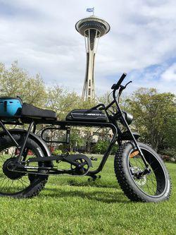 Super73 Electric Bike for Sale in Seattle,  WA