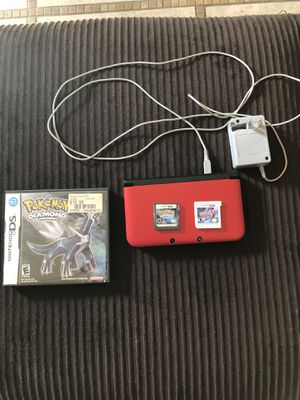 Nintendo 3DS XL Red for Sale in Whittier, CA