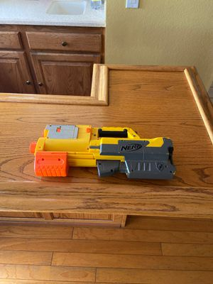 Nerf deploy cs-6 gun for Sale in Upland, CA