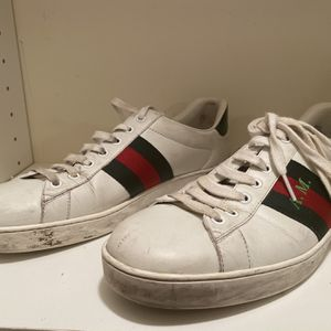 Authentic Gucci Ace (Worn) for Sale in Culver City, CA