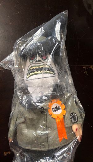 Nightmare Before Christmas MAYOR DANCING PLUSH for Sale in San Antonio, TX
