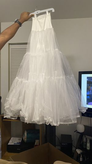 Ball gown slip for Sale in Suitland, MD