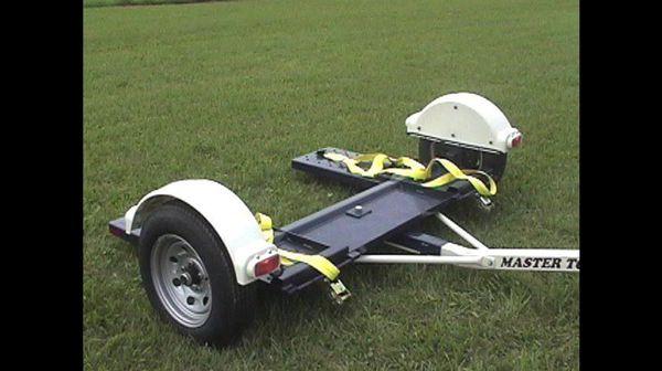New 2020 Master Tow dolly RV Car hauler trailer