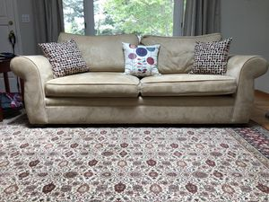 7 Ft Pottery Barn Couch / Sofa for Sale in Los Altos, CA