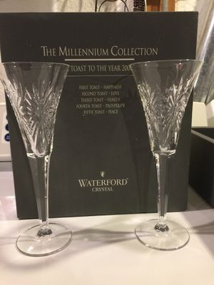 Waterford Crystal millenium collection for Sale in Troy, MI