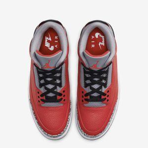 New DS 2020 Nike Air Jordan Retro 3 Red Cement CK5692-600 for Sale in Philadelphia, PA