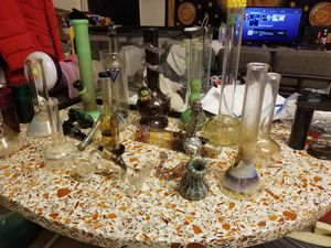 My glass collection 500 firm for Sale in Portland, OR