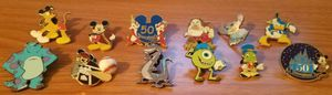 Rare Disney Pins from 2002 2004 2005 for Sale in Glendale, AZ