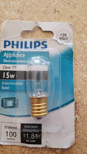 Microwave light bulb for Sale in Krum, TX