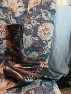 Vintage Gianni Versace ankle boots for Sale in Anchorage, AK