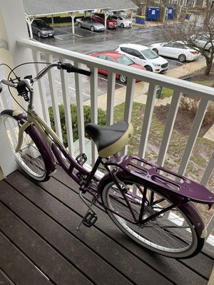 Schwin Women's sanctuary 7-speed cruiser bicycle for Sale in Maryland City, MD