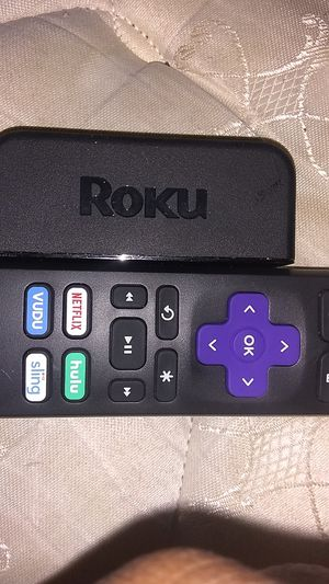 Roku set up for Sale in Hoquiam, WA