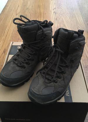 Jack Wolfskin waterproof women's hiking boots for Sale in San Francisco, CA