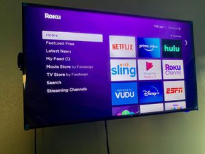 "40"" ELEMENT TV for Sale in Watsonville, CA"