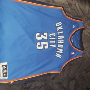 Adidas Kevin Durant Oklahoma City Thunder Jersey for Sale in Tullahoma, TN