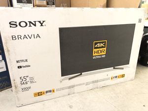 Sony XBR55X900F 55-inch 4K UHD Smart TV X900F for Sale in Willoughby, OH