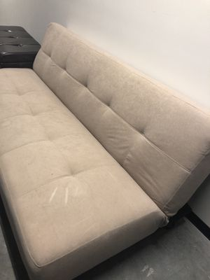 Futon and bar stools $150 for Sale in Seattle, WA