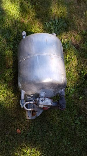 Aluminum propane hot water tank for your camper / travel trailer for Sale in Auburn, WA