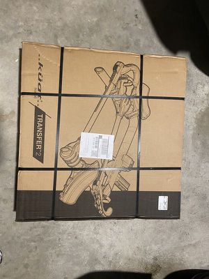 [Brand New in Box] Kuat Transfer 2 Bike Hitch Rack - Black for Sale in Woodinville, WA