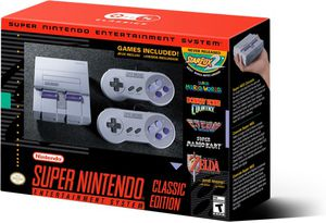 Brand Super Nintendo SNES Classic Edition $100 for Sale in South San Francisco, CA