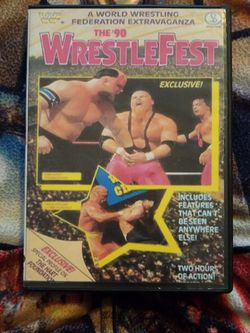Wwf The '90 Wrestlefest Dvd for Sale in Chicago,  IL