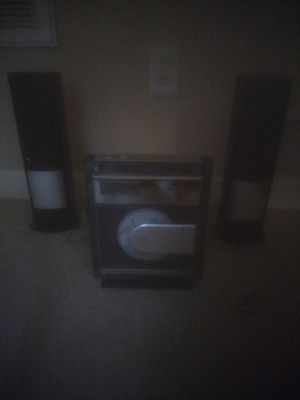 CD & Radio Stereo System for Sale in Hermitage, TN